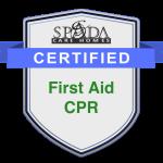SH - certified shield-CPR