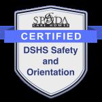 SH - certified shield-SandO